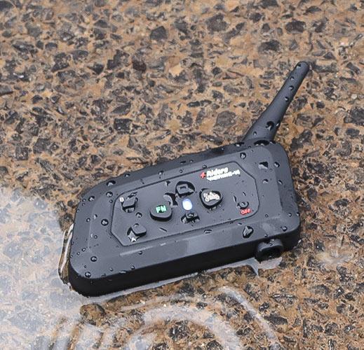 bluetooth intercom waterproof